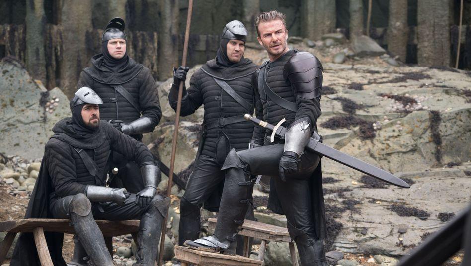 """Actionfilm """"King Arthur"""": Ein König zum Ponysleihen"""
