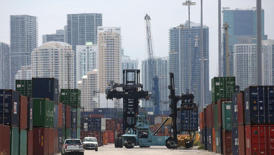 Hafen von Miami (Archiv)