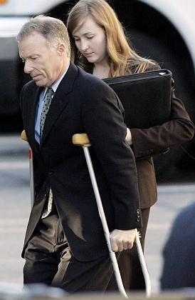 """Angeklagter """"Scooter"""" Libby: Sind auch Cheney und Rove verstrickt?"""