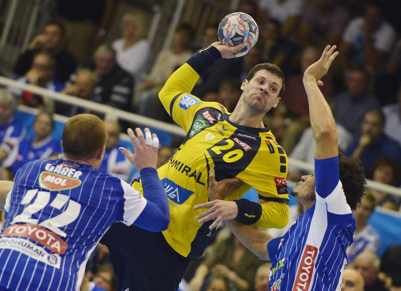 Hungary Handball Mens Champions League