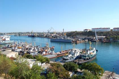 The Russian fleet is stationed in Sevastopol. But for how much longer?