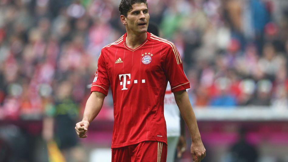 Bayern-Stürmer Gomez: Heilungsprozess dauert noch an