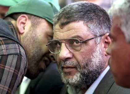"""Terror-Drahtzieher Abdel Aziz Rantisi: """"Den zionistischen Staat zerstören"""""""