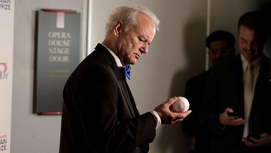 """Preis für Bill Murray: """"Ein Brief hätte auch gereicht"""""""