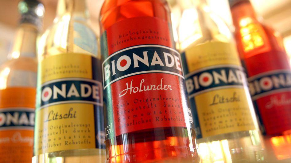 Bionade-Flaschen: Eigentümer der Kultbrause wollen mehr verdienen