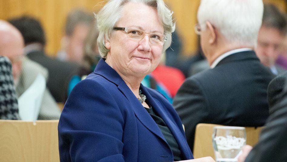Bildungsministerin Schavan: Wozu braucht ein Politiker einen Doktortitel?