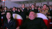 Kim Jong Uns Frau nach einem Jahr wieder aufgetaucht
