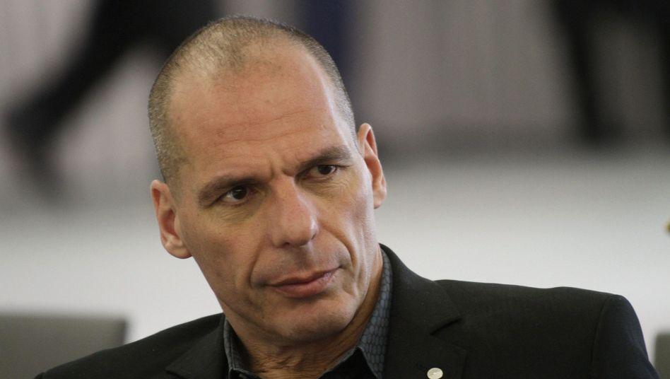 """Griechischer Finanzminister Gianis Varoufakis: Vom Zampano zur """"lahmen Ente"""""""