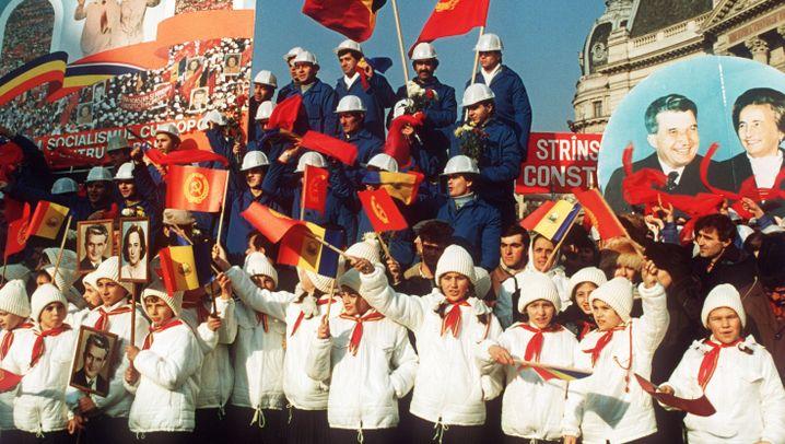 Der Tod Ceausescus: Mit einem Fluch gegen den Terror