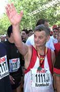 Fischer 2000: Der Marathonläufer
