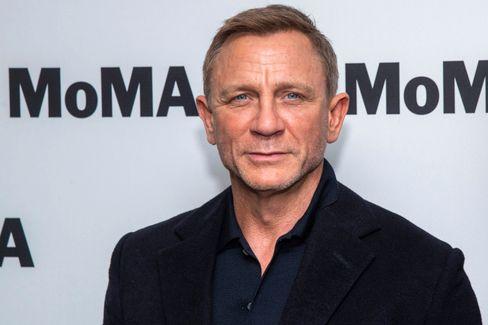 Schnell gerührt, nicht geschüttelt: Er weine auch bei kitschigen Werbespots, sagt Daniel Craig