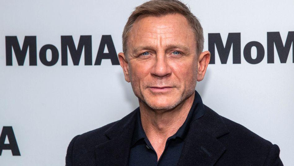 """James-Bond-Darsteller Daniel Craig: """"Ich kann kein Pierce sein"""""""