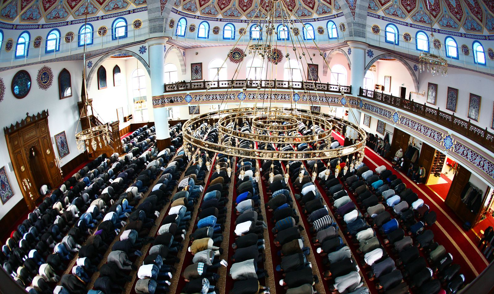 Duisburg/ Merkez Moschee