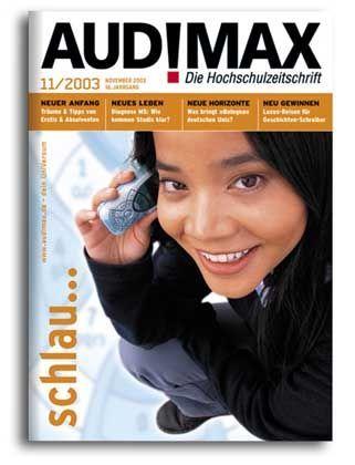 """Audimax"": Freude an steilen Stabreimen"