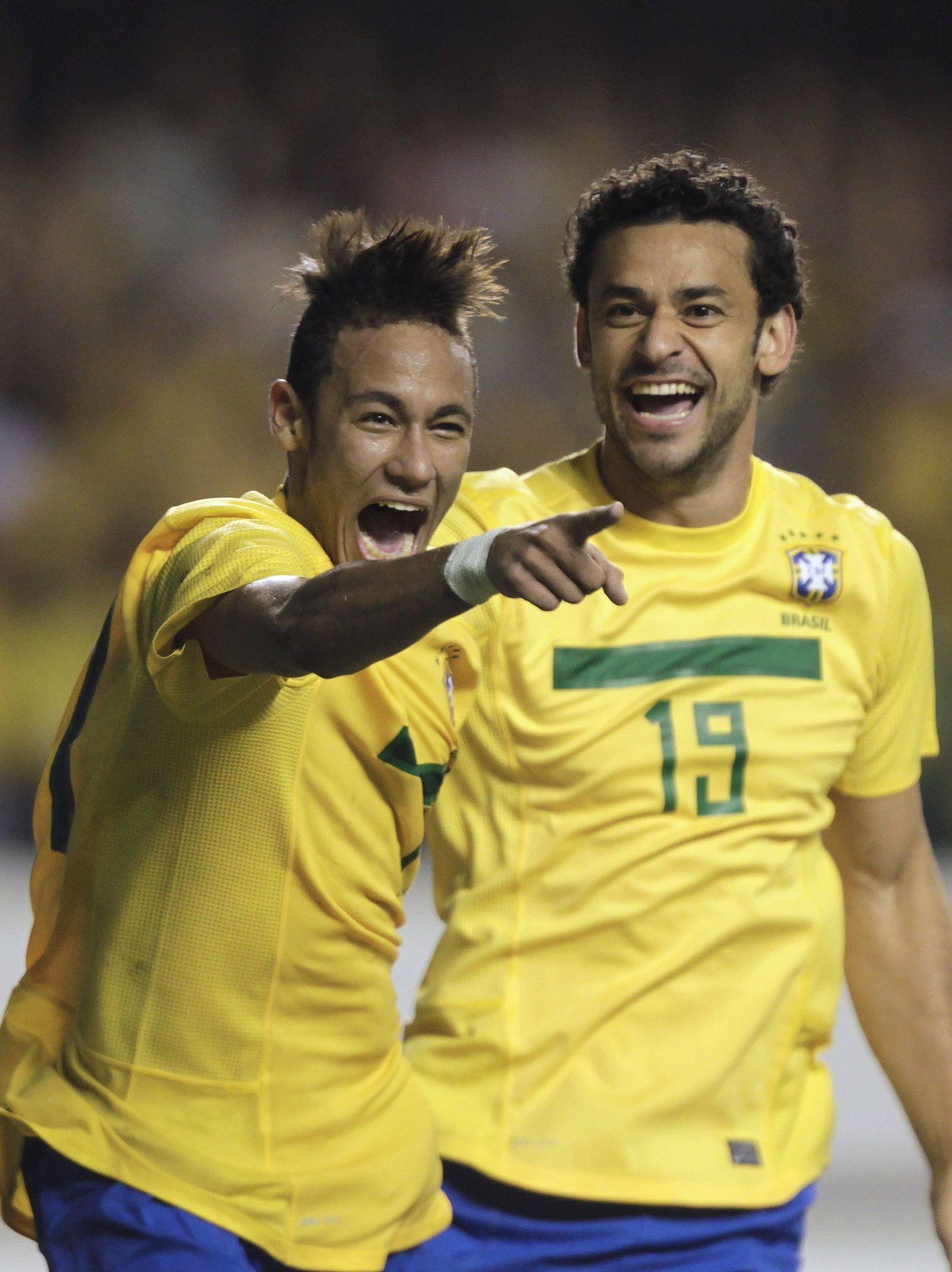 Brazil Argentina Soccer