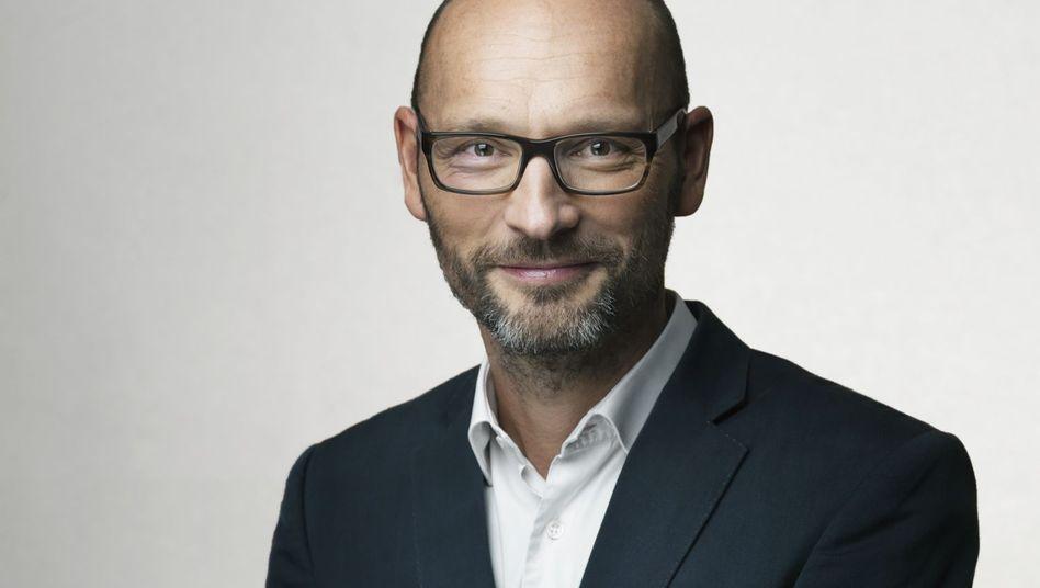 Steffen Klusmann, designierter SPIEGEL-Chefredakteur