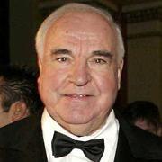 Alt-Bundeskanzler Helmut Kohl: Genesen