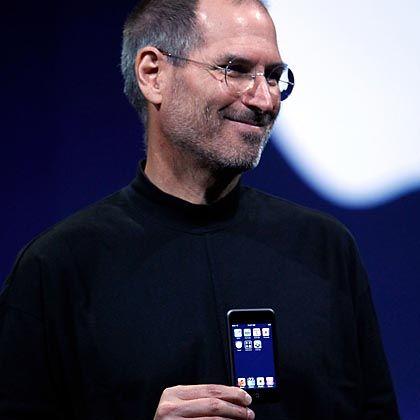 """Steve Jobs: """"Wir entschuldigen uns dafür, Sie enttäuscht zu haben"""""""