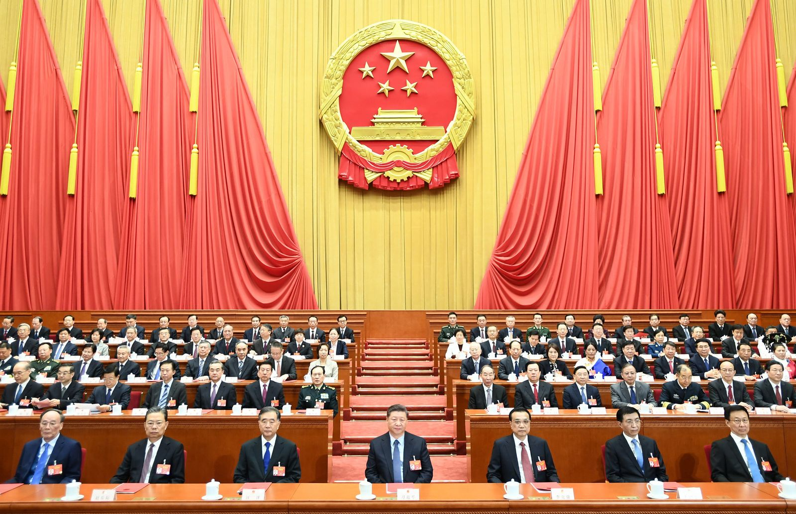 Volkskongress in China