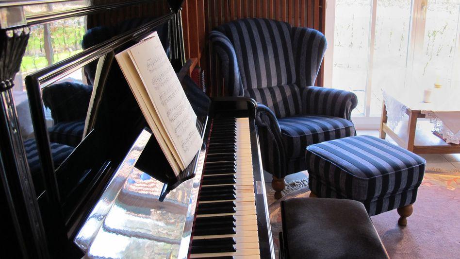 Klavier (Symbolbild): Schon ein Handtuch mitgehen zu lassen, ist kein Kavaliersdelikt