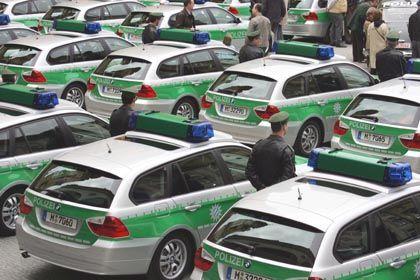 Münchner Streifenwagen: falsch verstandene Liberalität