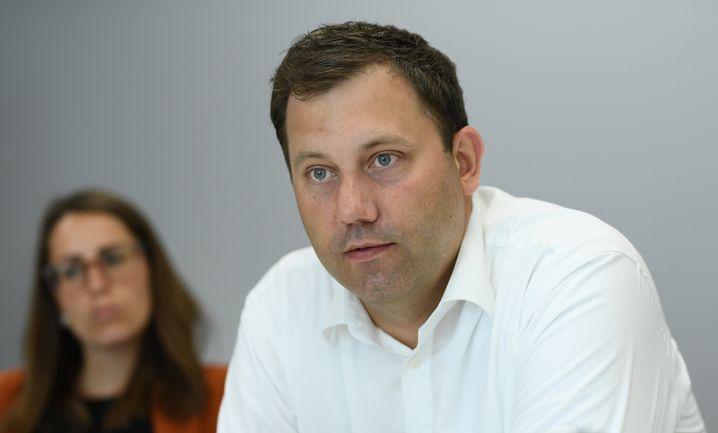 SPD-Politiker Klingbeil