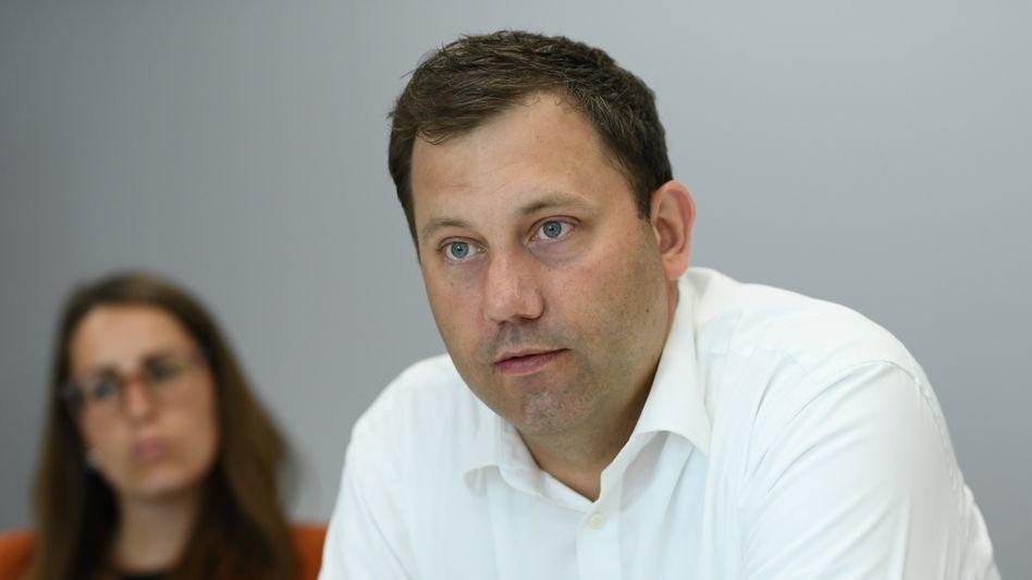 SPD-Generalsekretär Lars Klingbeil ist seit Dezember 2017 SPD-Generalsekretär