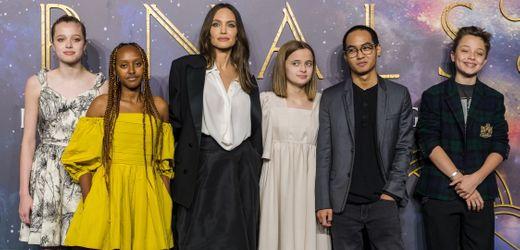 Angelina Jolie: »Ich bin keine perfekte Mutter«