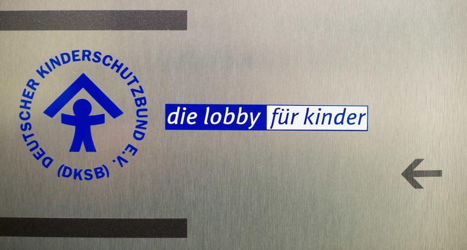 Logo des Deutscher Kinderschutzbunds (DKSB)