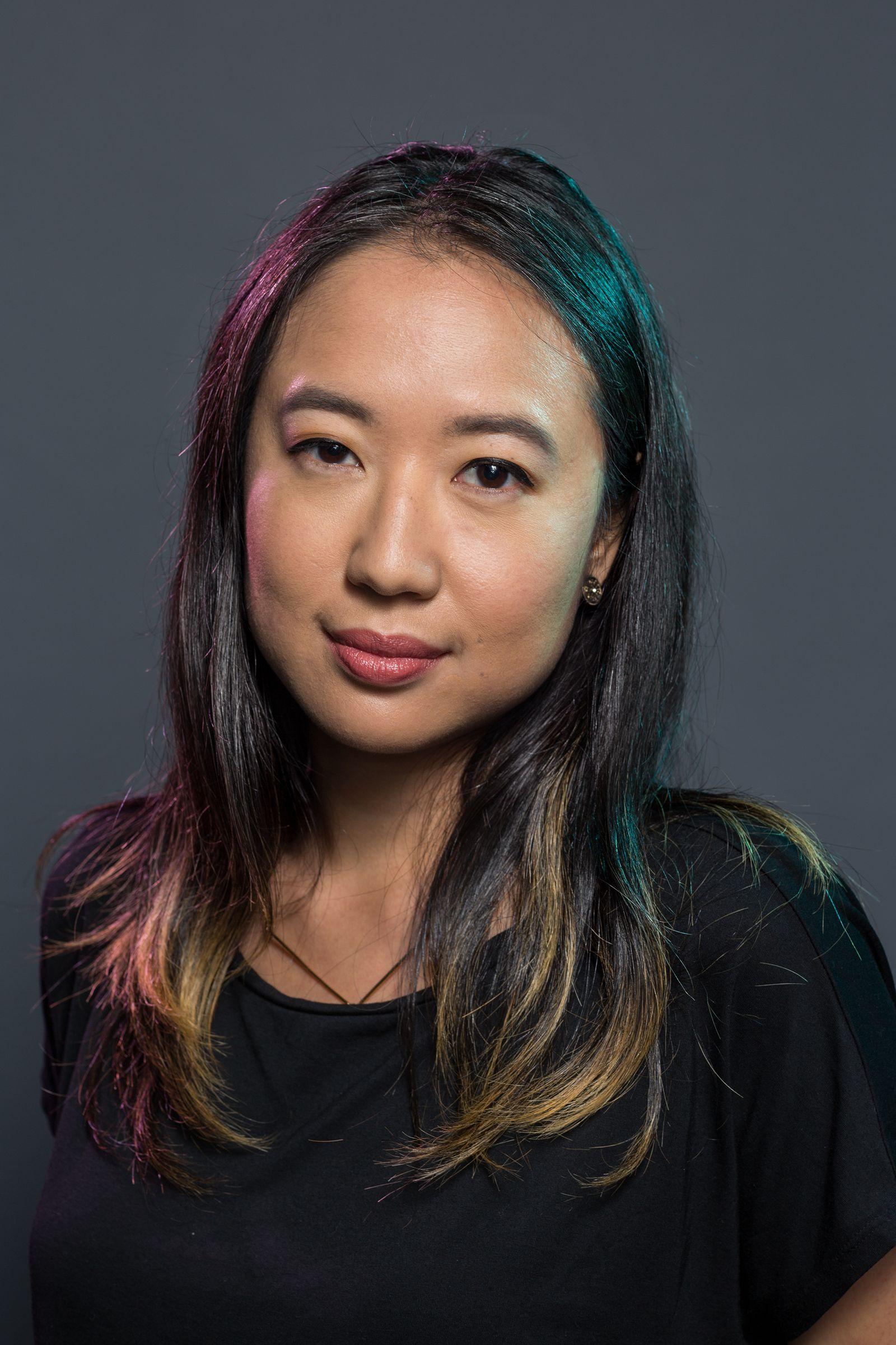 EINMALIGE VERWENDUNG Sarah Jeong