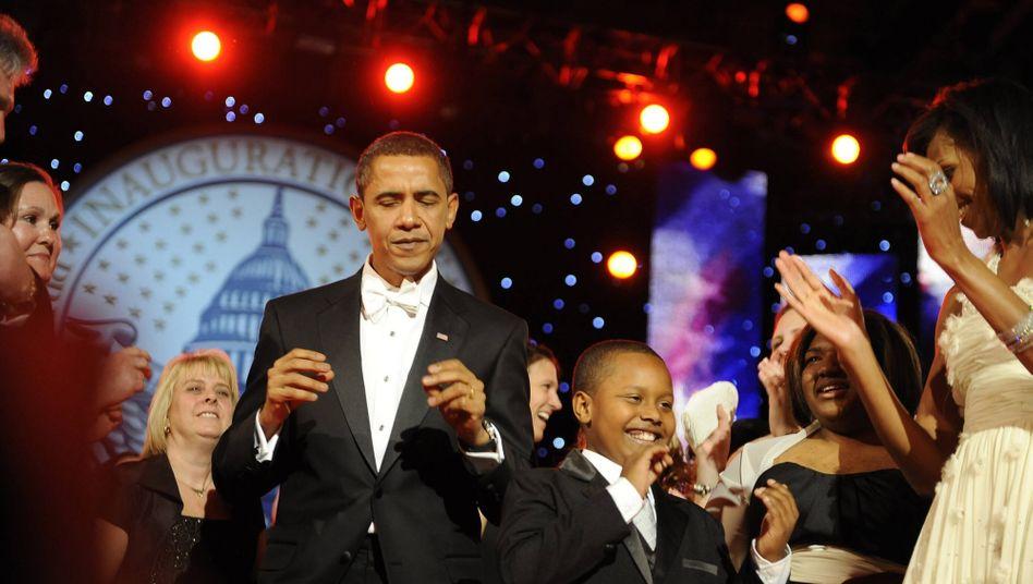 Musik war für Barack Obama immer wichtig, schreibt der Ex-Präsident in seinen Memoiren.