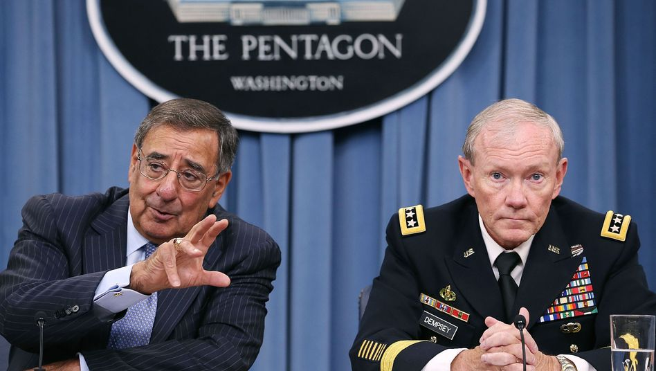 US-Warnung: Panetta wirft Iran Ausbildung syrischer Milizen vor