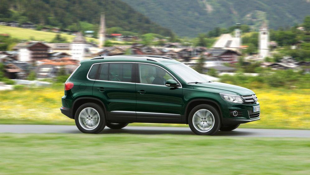 SUV-Ranking: Die zehn meistverkauften Geländewagen
