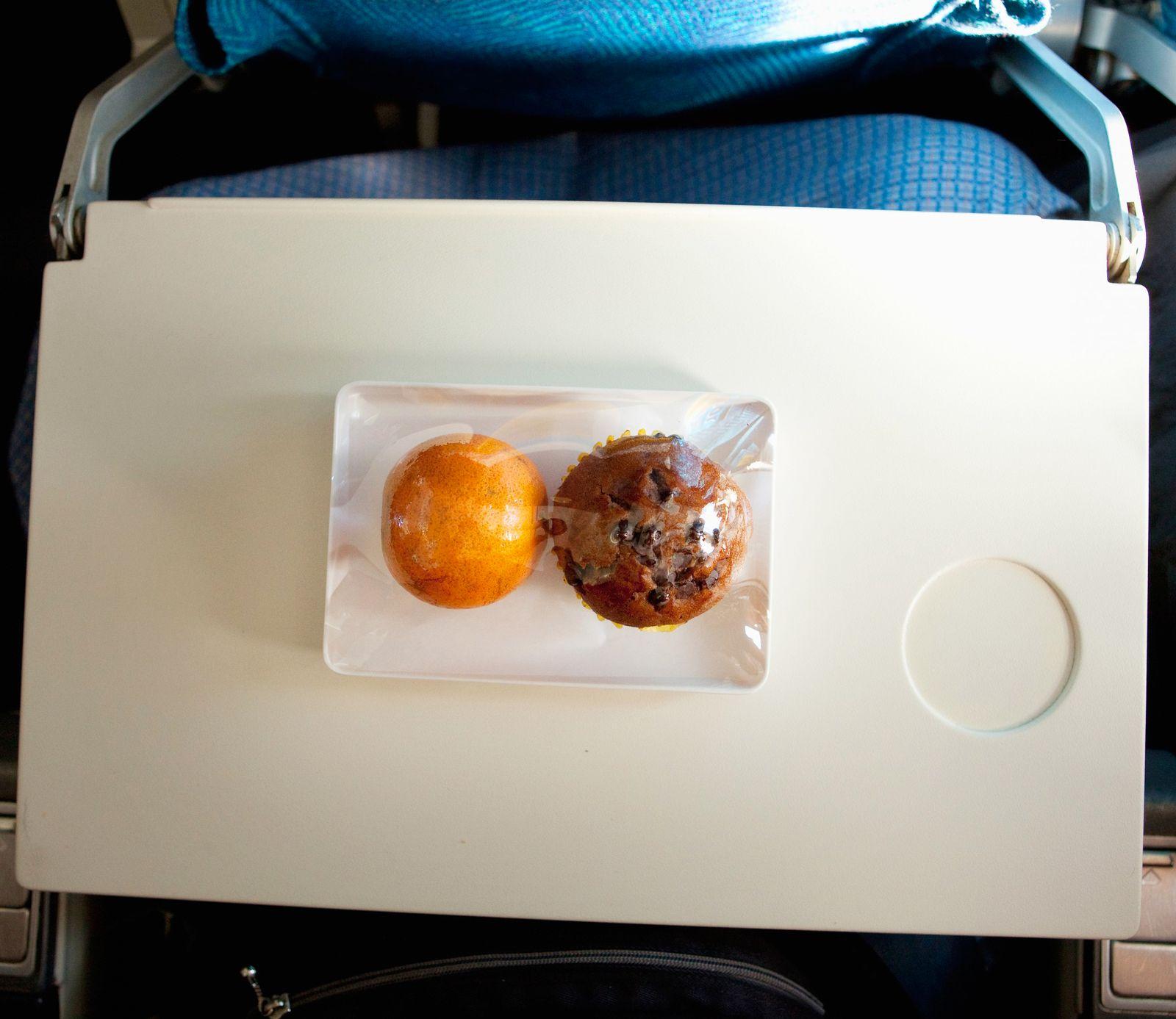 NICHT MEHR VERWENDEN! - Flugzeug Snack