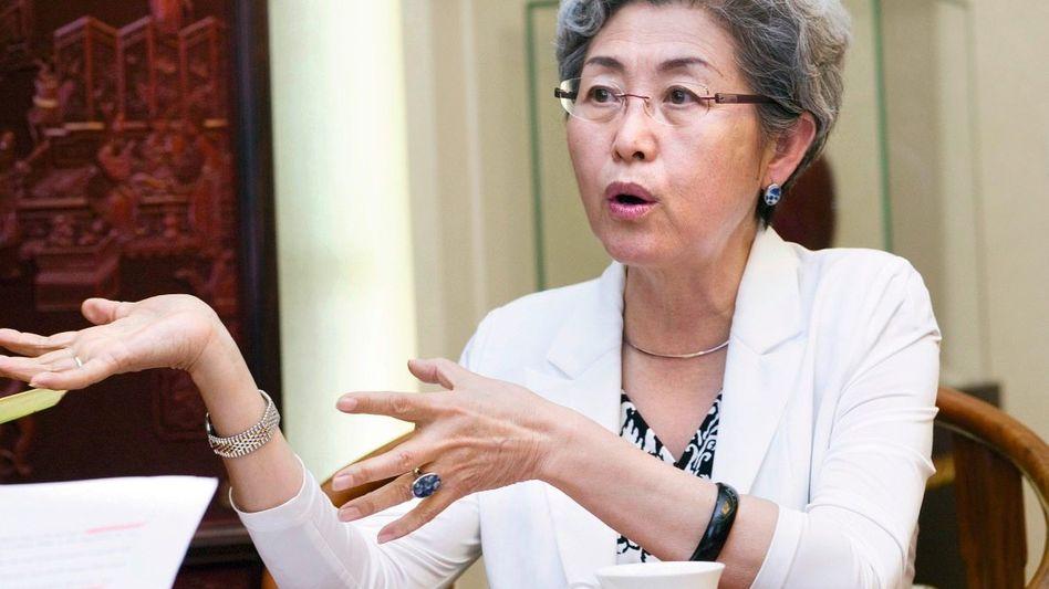 Außenpolitikerin Fu: »Sind China und die USA Feinde? Wir betrachten das nicht so«