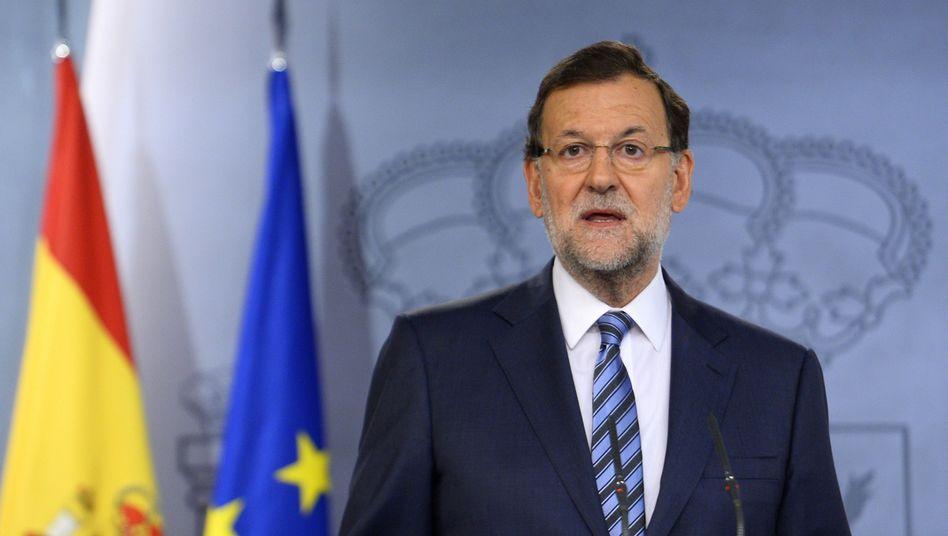 Spaniens Premierminister Rajoy: Erfolg vor dem Verfassungsgericht