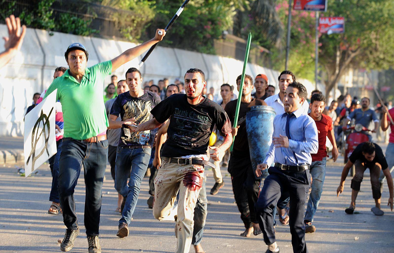 Ägypten Unruhen