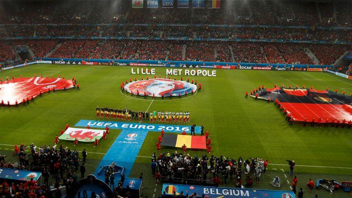Wales vs. Belgien: Sieg des Außenseiters