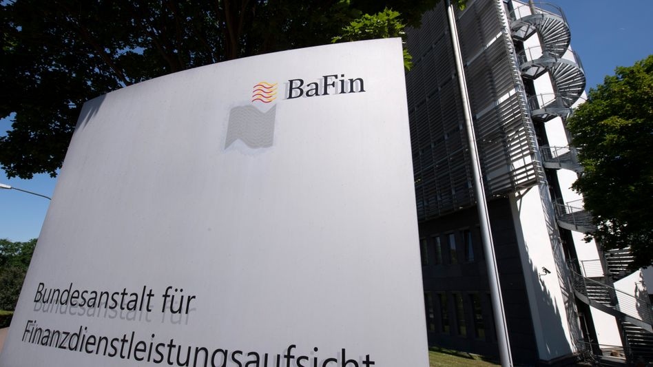 Bafin-Zentrale: Strafrechtliche Ermittlungen gegen bisher unbekannte Personen
