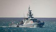 Briten schicken zwei Marineschiffe zur Kanalinsel Jersey