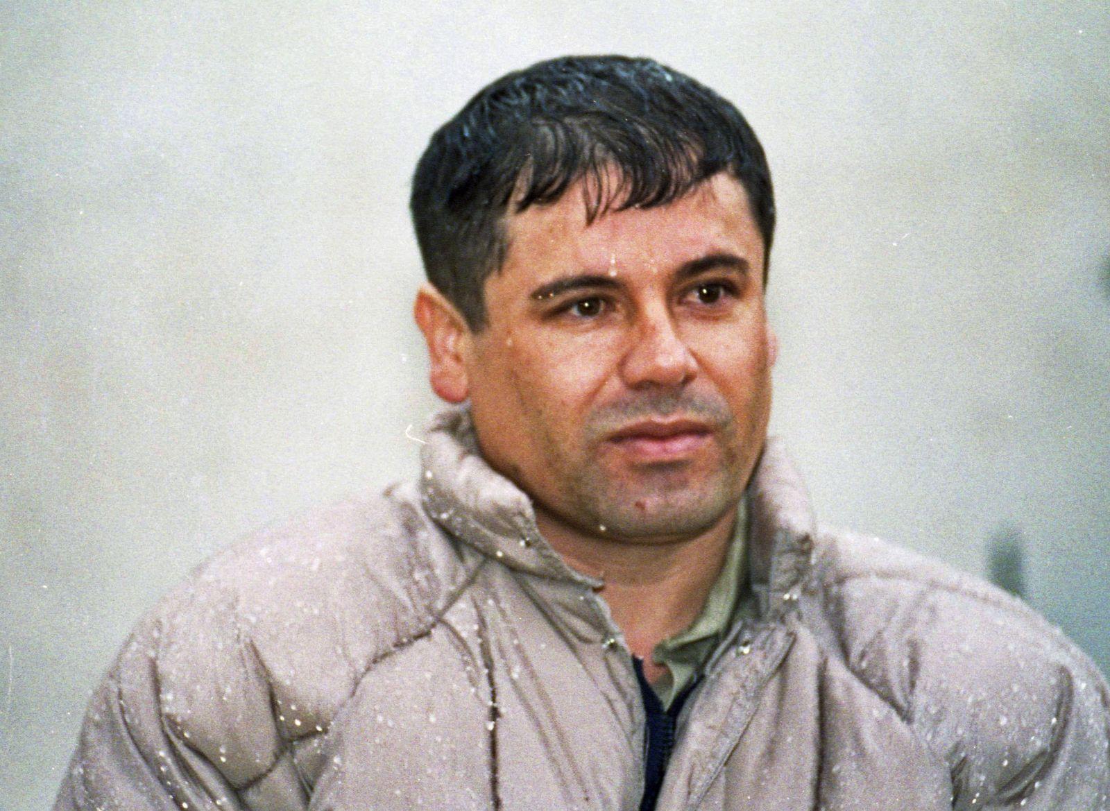 """Joaquin Guzman Loera/ """"El Chapo"""""""
