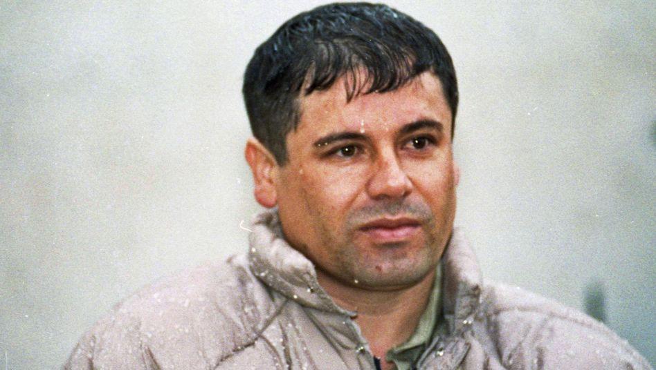"Joaquín ""El Chapo"" Guzmán (Archiv): Angeblich im Westen Mexikos festgenommen"