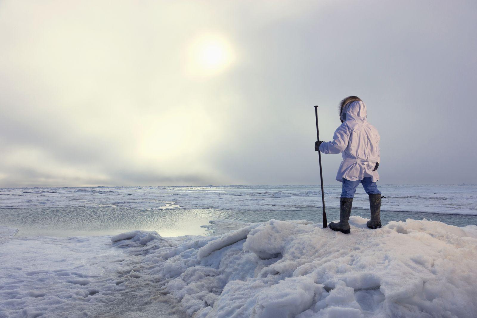NICHT MEHR VERWENDEN! - Arktis / Eis / Klimawandel