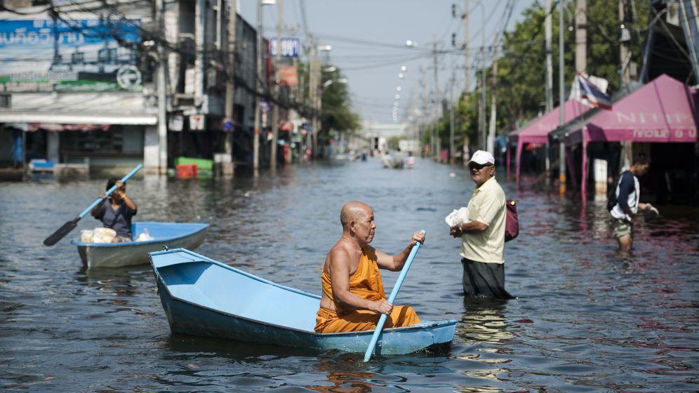 Bangkok: Hauptstadt unter Wasser