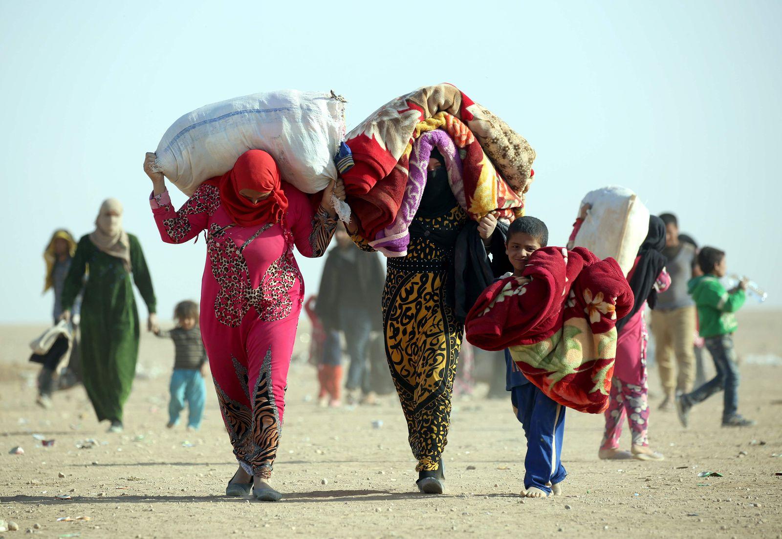 Flüchtlinge / Irak