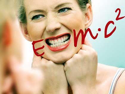 Zähne zeigen: Karriere als Kraftakt