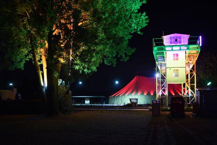 Nachts im Museum (wenn Hacker-Camp ist)