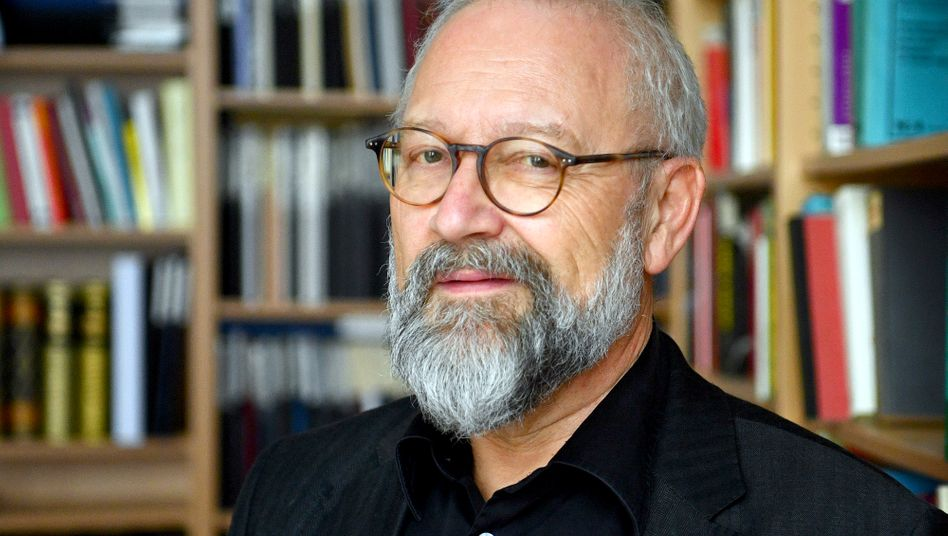 Der Politologe Herfried Münkler: In gelassener Heiterkeit