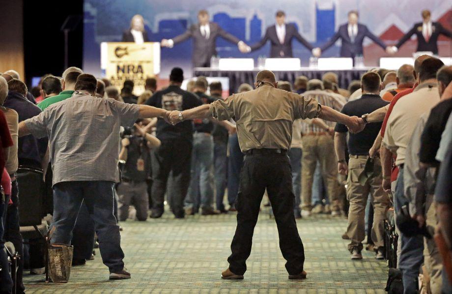 Texas Waffen Offen Tragen