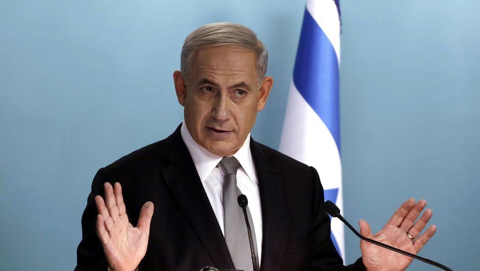 """Premier Netanyahu: """"Wir müssen so schnell wie möglich Neuwahlen abhalten und eine neue, stabile Regierung bilden"""""""